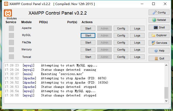 (动态网页制作学习) #1 简介与PHP开发环境配置.